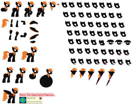 Character Builder-Sierra The Hypersonic Pegasus