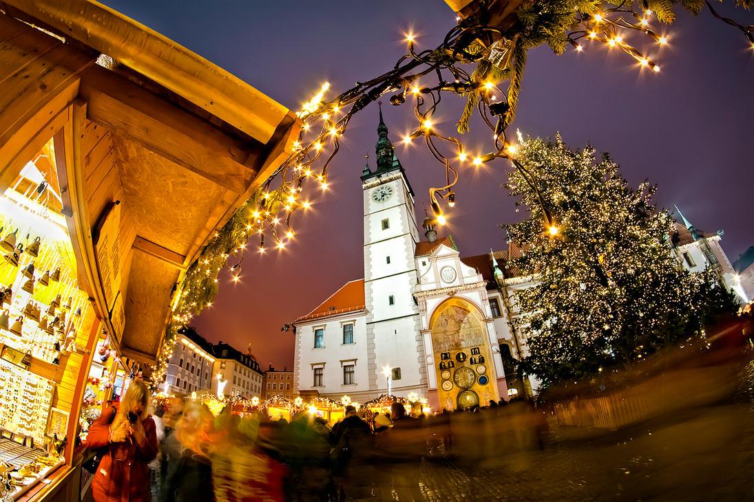 Olomouc Christmas market by BoiledFrog