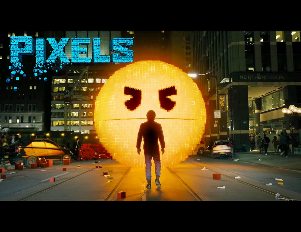 Cool Wallpaper Movie Pixels - pixels_movie_pacman_by_turtleman747-d91lon6  Best Photo Reference_539760.png