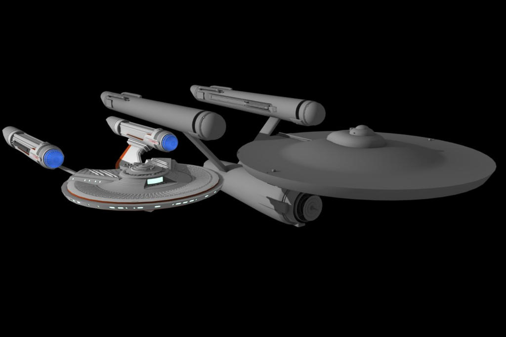 Star Trek Beyond USS Franklin | Page 4 | The Trek BBS Turtle 3d Printing