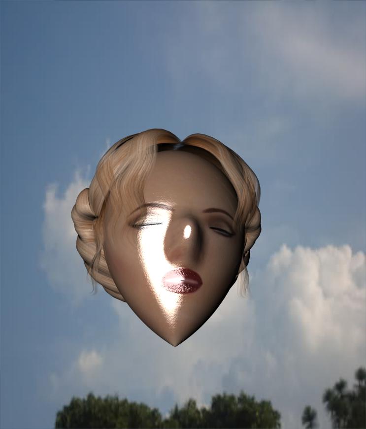 Inflatable Sacha-2 by Phoenix3dart