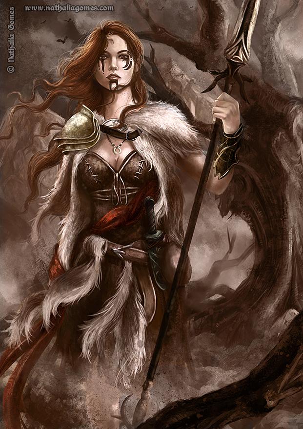 c5a40debb Boudica, the bringer of victory by nathaliagomes on DeviantArt