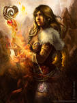 The Fire Caster