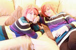 Hikaru and Kaoru by SakanaSensei