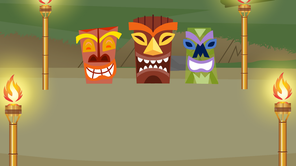 Image Gallery luau background