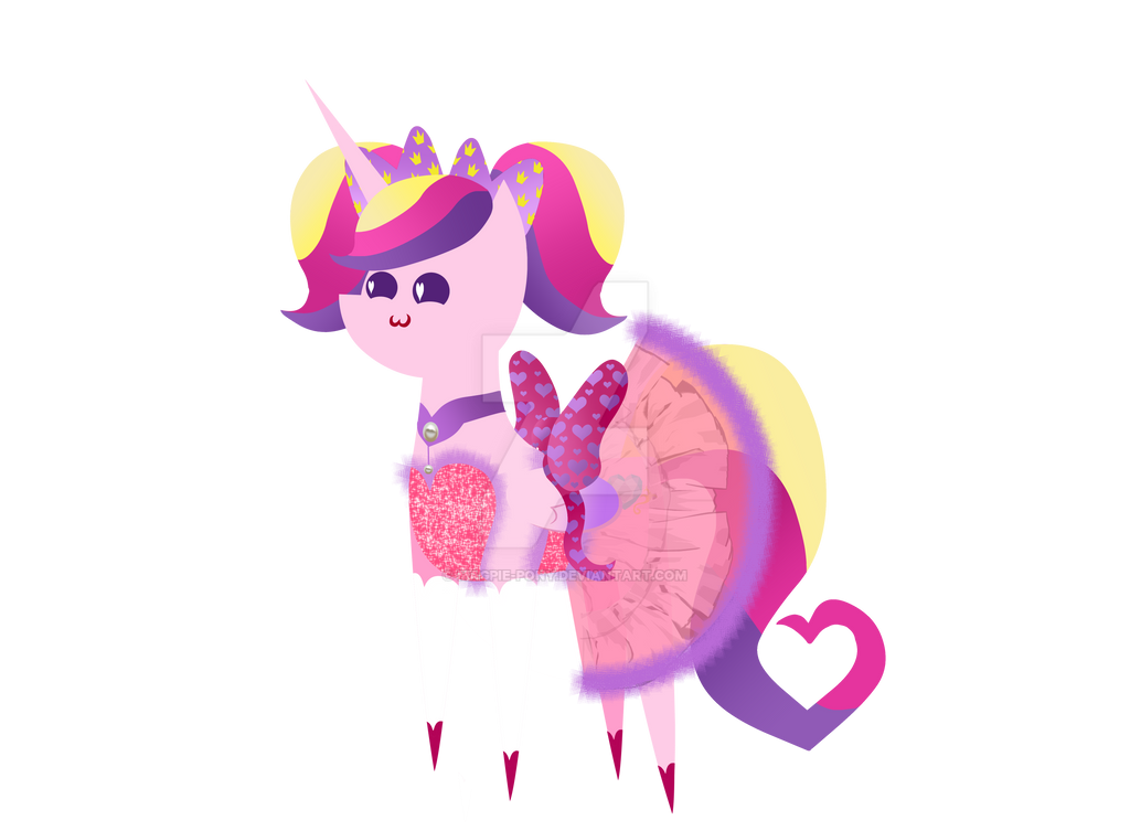 Shipence (Cadence Parody From Pinkie Tales) by Magpie-pony