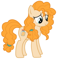 Pear Butter (Buttercup) Vector by Magpie-pony