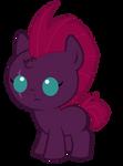 Baby Tempest Shadow (Aka Fizzlepop Berrytwist)