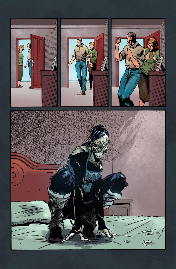 Demon story by VegasDay