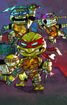 TMNT!! by VegasDay