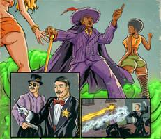 MAGIC COP on indiegogo