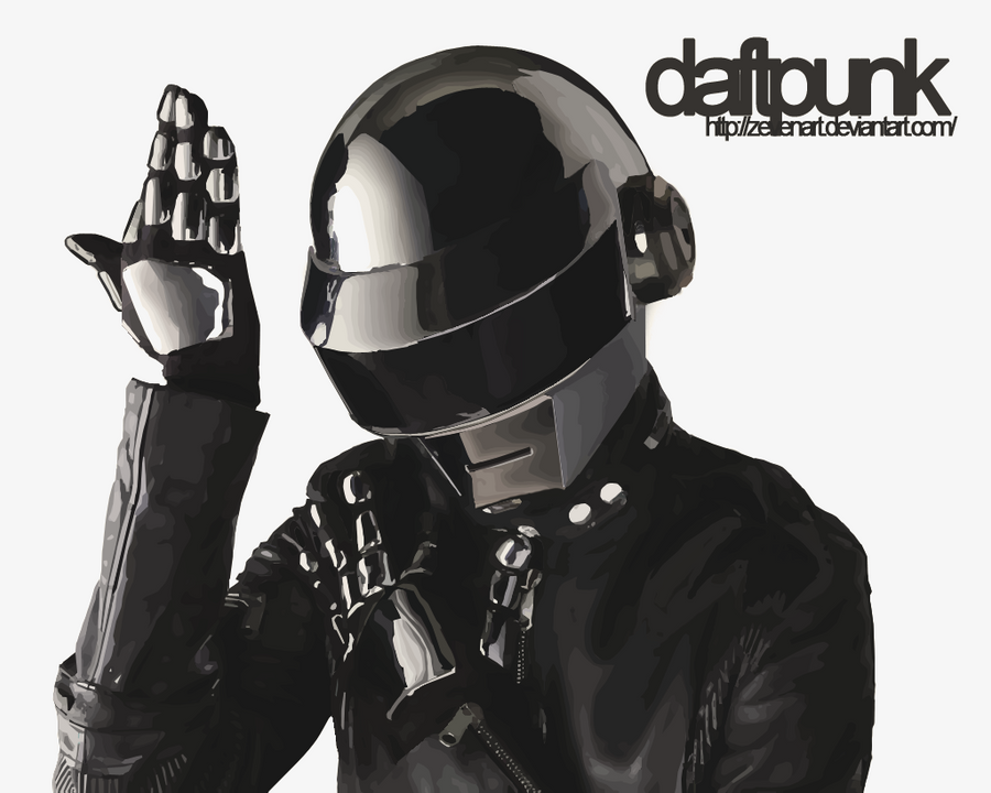 Daft Punk Vexel by zevenART