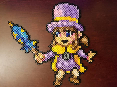 More Hat Kid from A Hat in Time