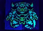 Glow in the dark Ganon by psycosulu
