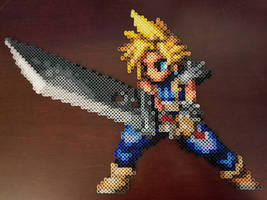 Cloud from Final Fantasy Brave Exvius