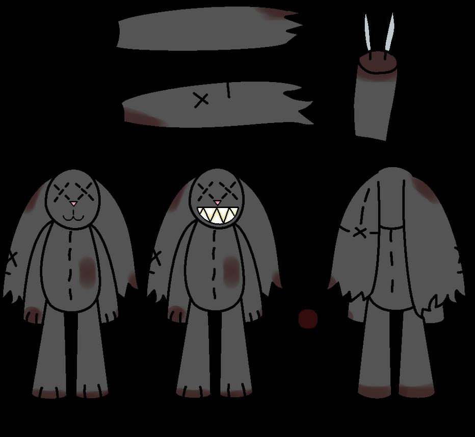 Creepy Pasta OC Bunny By ImBorednStuff On DeviantArt