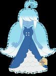 SU OC: Turquoise Sapphire
