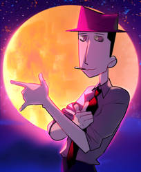 Sailor Inspector by canttel