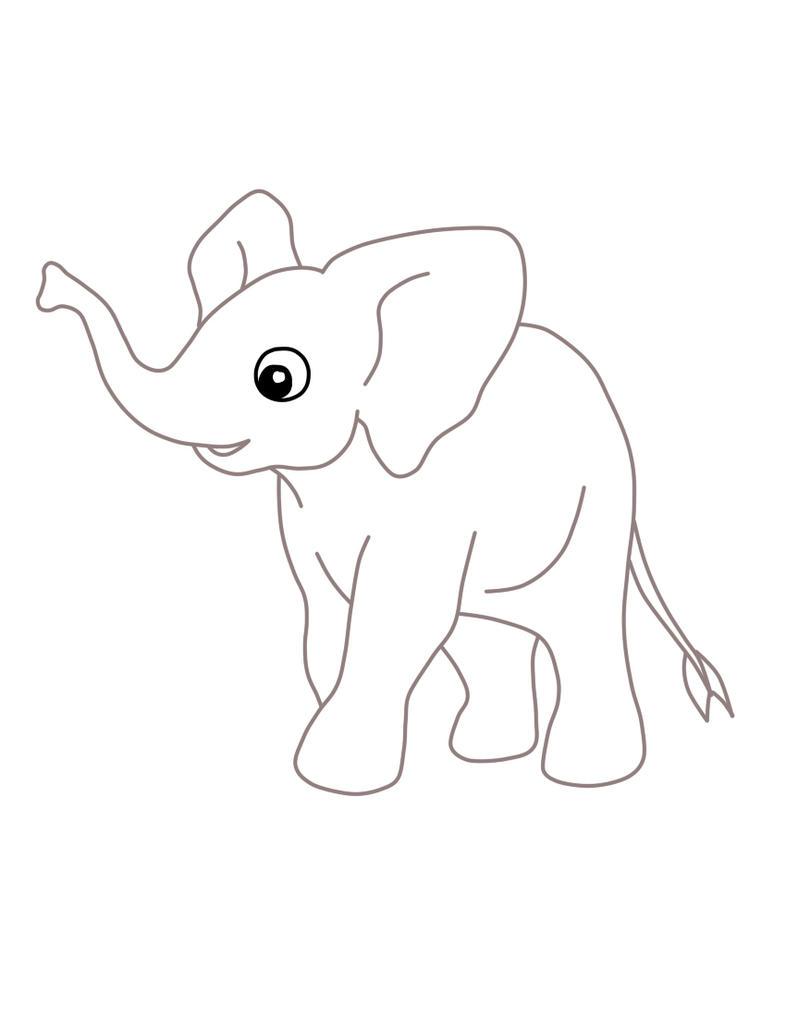 Line Art Elephant : Elephant lineart by tamalasghost on deviantart