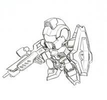 GN Sniper by biomonkz