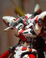 Gundam Astray by biomonkz