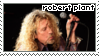 Robert Plant Stamp :static: by Phlum