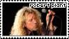 Robert Plant Stamp :static: by Phlum