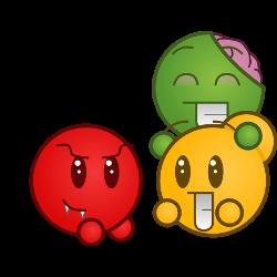 SparklyDest avatar commission by Phlum