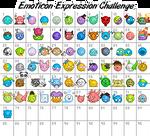 Emoticon Expression Challenge