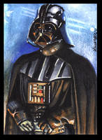 Darth Vader by SSwanger
