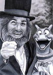 Dreamfinder and Figment