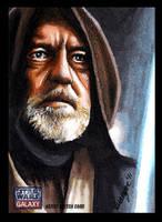 Obi-Wan Kenobi - SW Galaxy 7 by SSwanger
