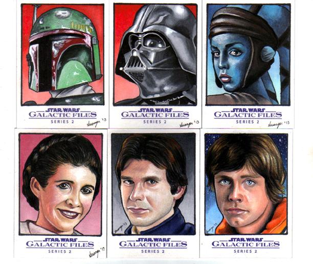 Star Wars Galactic Files 2: Returns by SSwanger