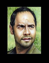 The Walking Dead - Martinez