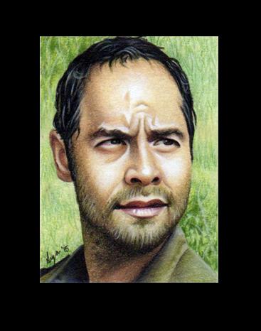 The Walking Dead - Martinez by SSwanger