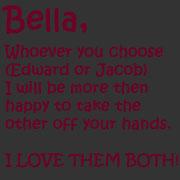 Letter to Bella by EmoBunnyBells