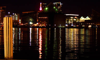 reflecting on baltimore