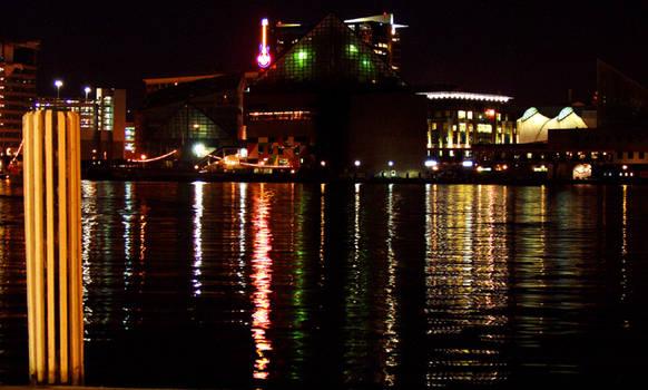 reflecting on baltimore by celestialdebris