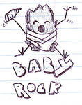 behbeh rock by celestialdebris