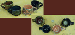 more little pots by celestialdebris