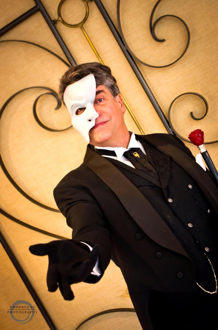 The Phantom by sintar