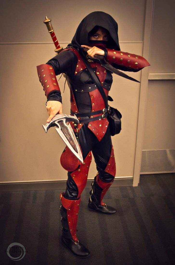 Dark Brotherhood Assassin by sintar