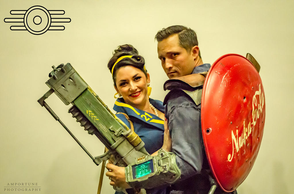 Fallout Couple by sintar