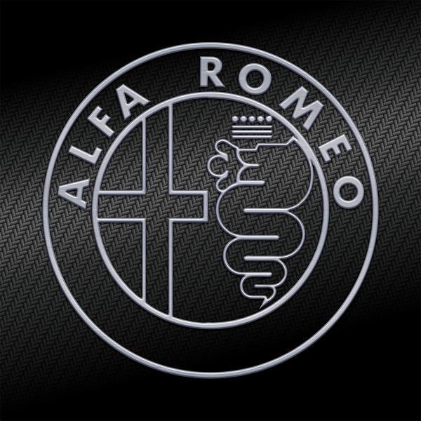 Alfa Romeo Logo Carbon Kevlar by GiuLecce on DeviantArt