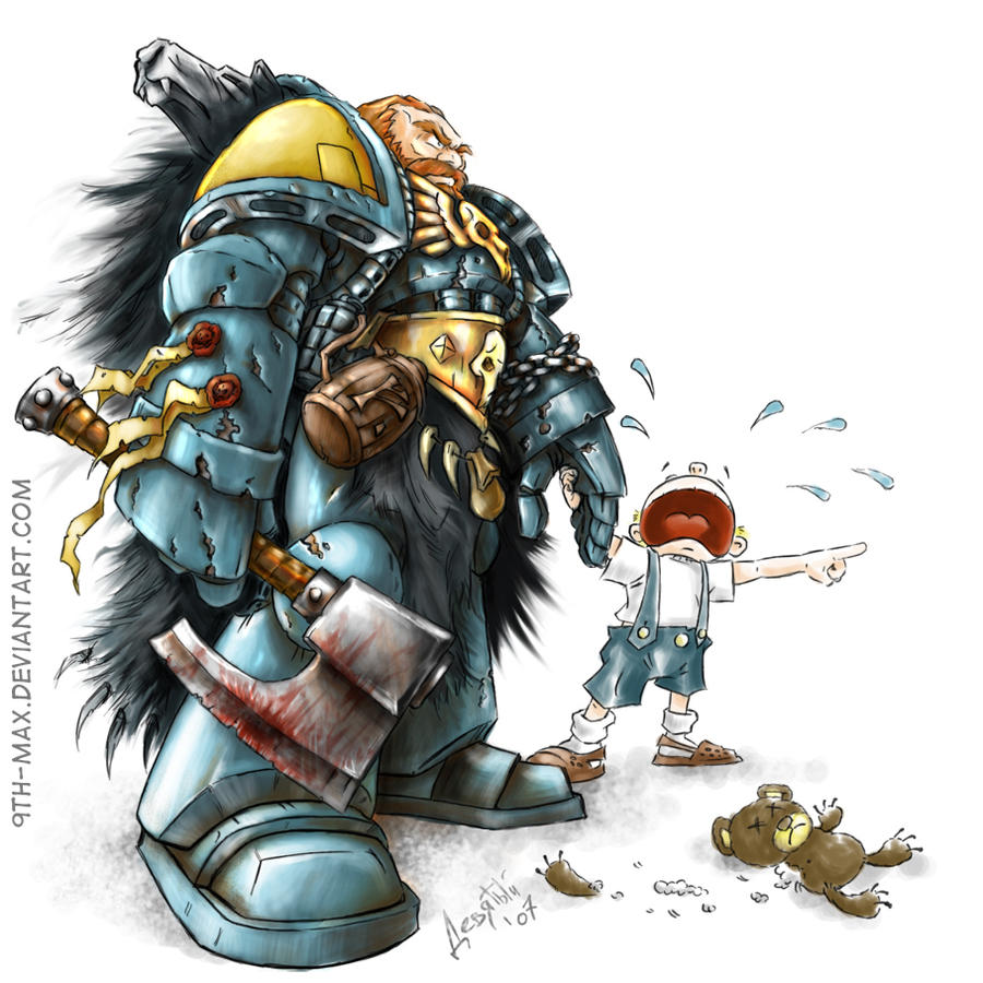 partie warhammer 40k samedi 14 octobre 2017 Wolf_and_child_2oo7_by_9th_max-d39nsho