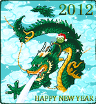 Happy New Year - 2012 by Web5teR