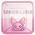 Commission for sahina-waya - Glass Box Emote