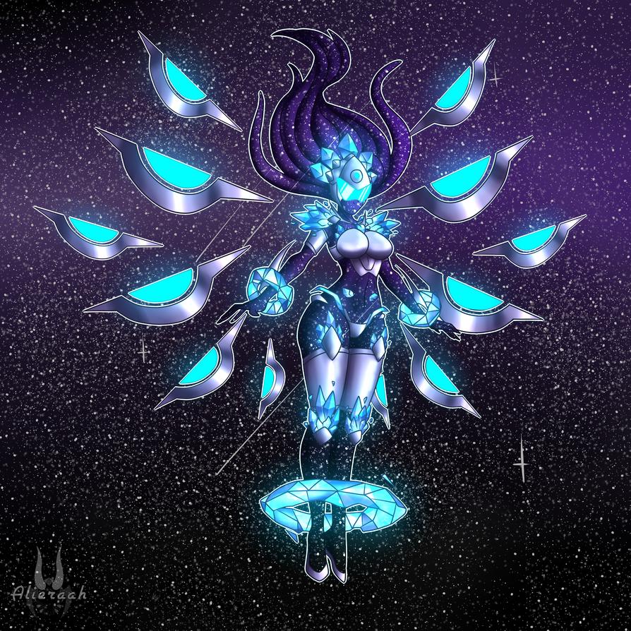 Lady Void by Alieraah