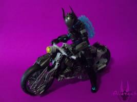 Void Biker by Alieraah