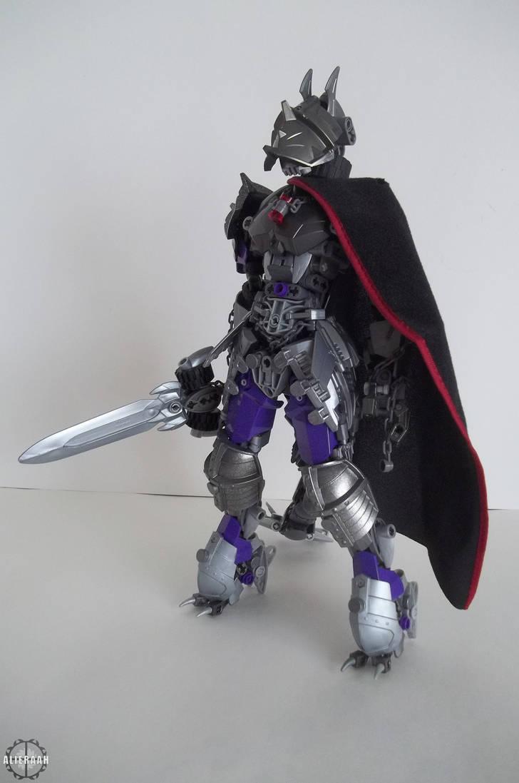 Death Knight Orion by Alieraah